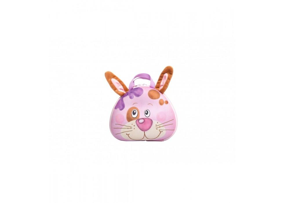 کیف دستی و رودوشی کودک اوکی داگ OkieDog مدل خرگوش Rabbit - کد 80020