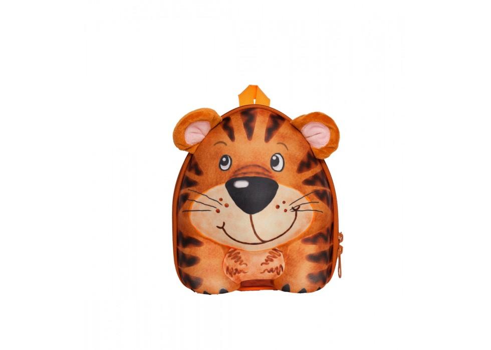 کوله پشتی کودک اوکی داگ OkieDog مدل ببر Tiger - کد 80001