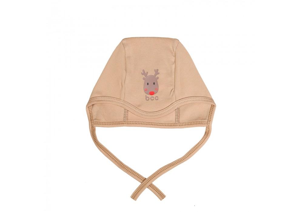 کلاه بندی نوزاد بی سی سی -BCC طرح گوزن-Deer