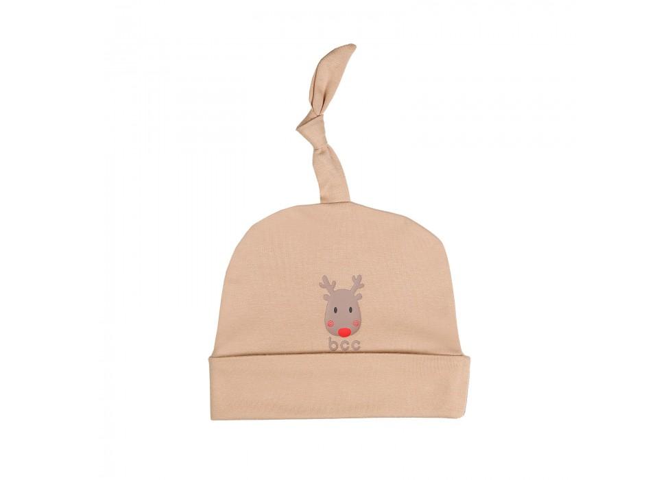کلاه فانتزی نوزاد بی سی سی-BCC طرح گوزن-Deer