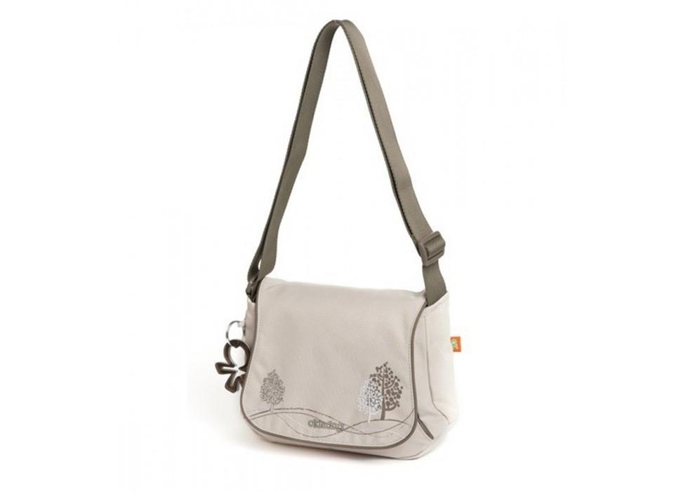 کیف مادر طرح جین سفید اوکی داگ Okiedog- کد24303