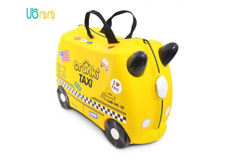 کیف ترانکی-Trunki مدل تاکسی زرد  کد 10263