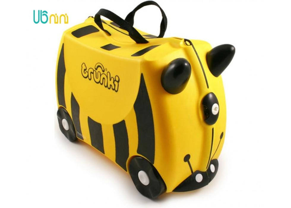 کیف ترانکی-Trunki مدل زنبور زرد  کد 10044