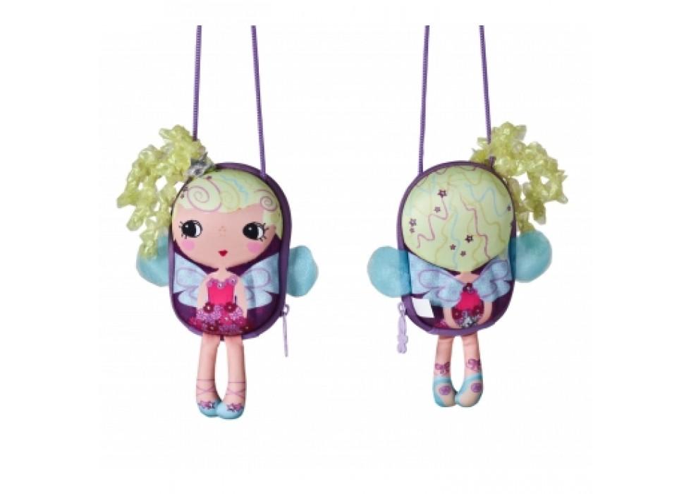 کیف دخترانه کوچک مدل فرشته برند OKIEDOG کد  87002