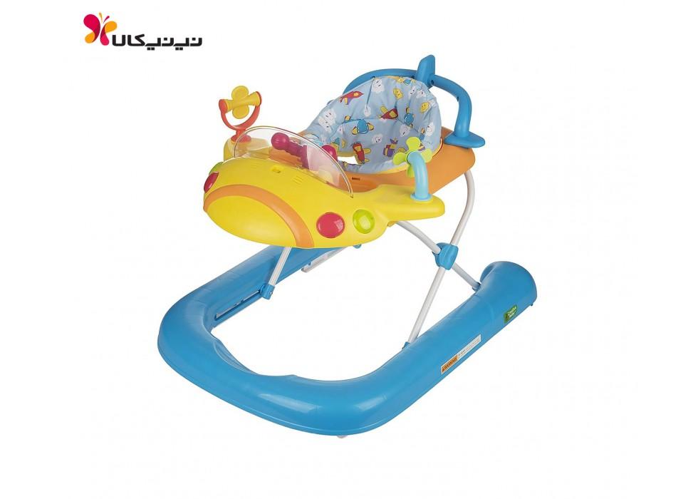 روروئک موزیکال کریتیو بیبی-Creative Baby مدل هواپیما