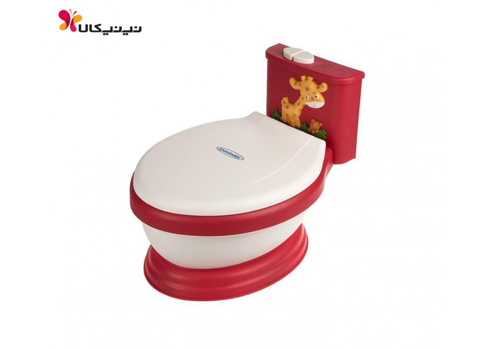توالت فرنگی مک بیبی-macbaby مدل موزیکال