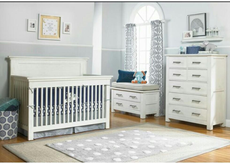 سرویس خواب چوبی نوزاد آمیسا مدل هایا
