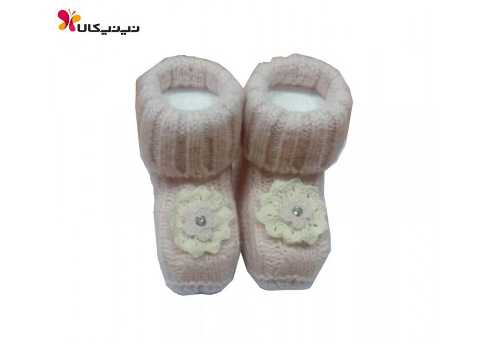 پاپوش جورابی دخترانه برند نیپر لند nipper Land مدل 2011