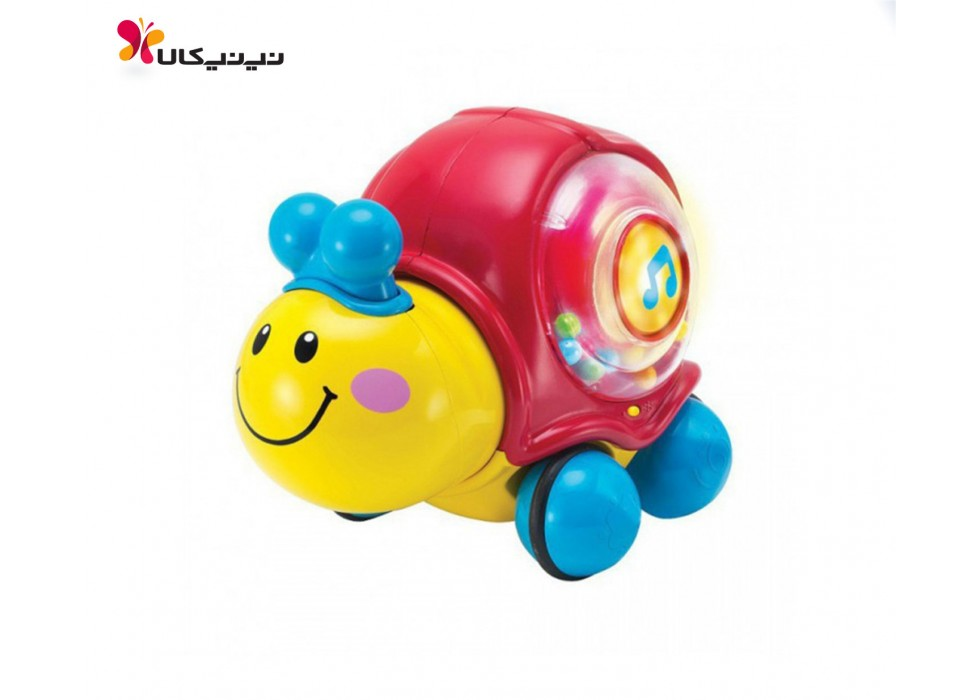 حلزون حباب ساز برند وین فان-Winfun کد 00901