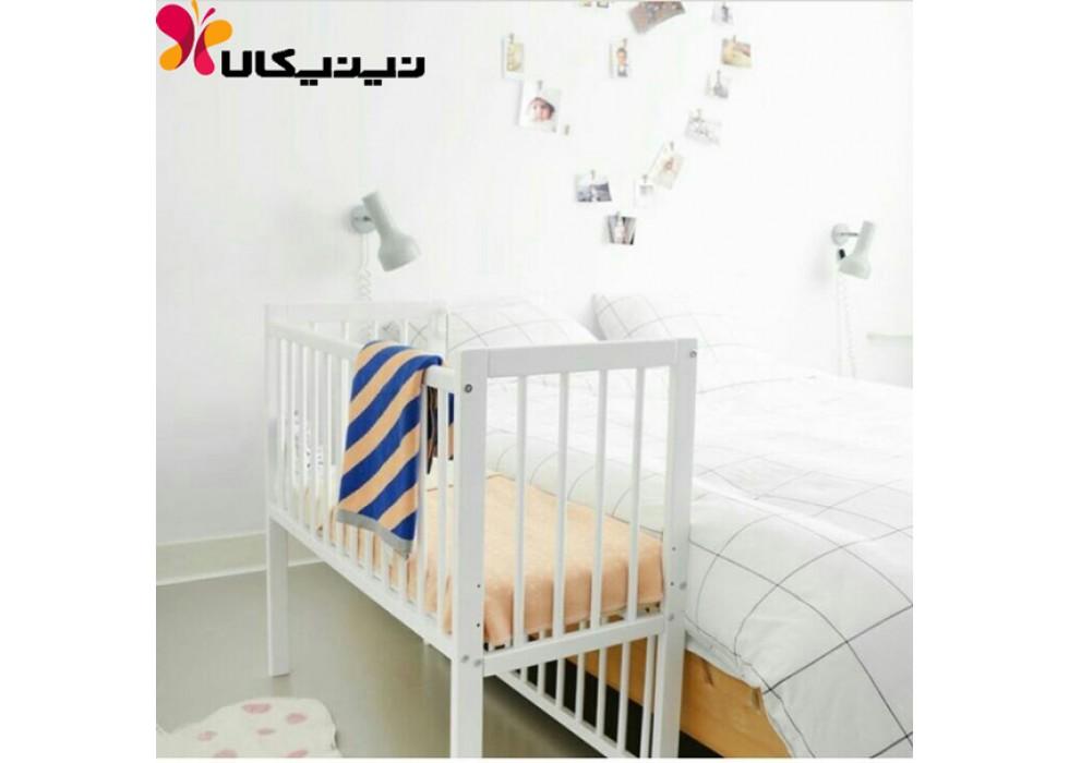 تخت نوزاد کنار مادر آمیسا مدل سنا