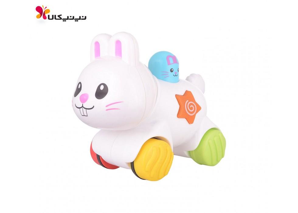 خرگوش چرخ دار برند وین فان-Winfun کد 00735