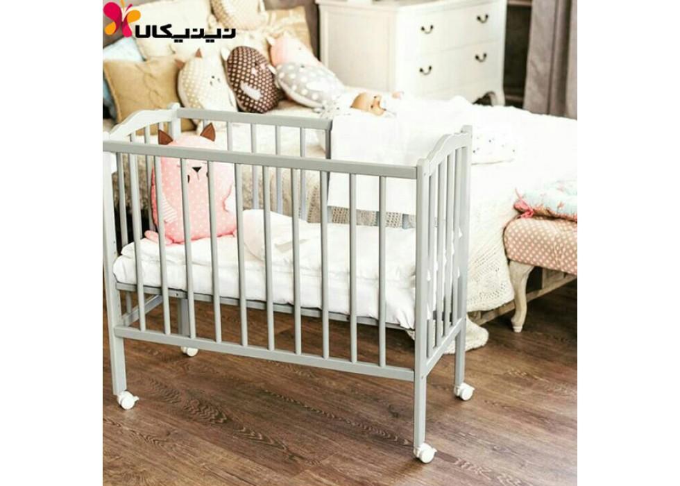 تخت نوزاد آمیسا مدل نیوشا