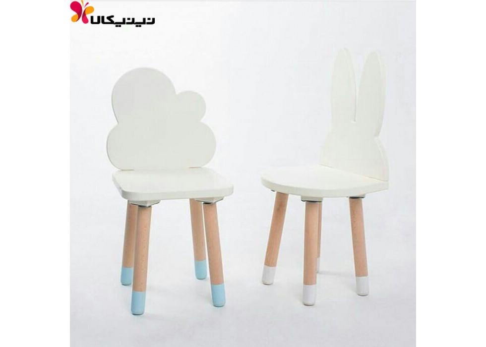 صندلی اتاق کودک آمیسا مدل ابر