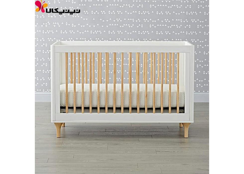 تخت نوزاد و کودک آمیسا مدل آلبا