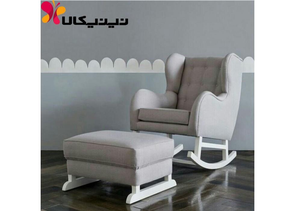 صندلی شیردهی آمیسا مدل رادش