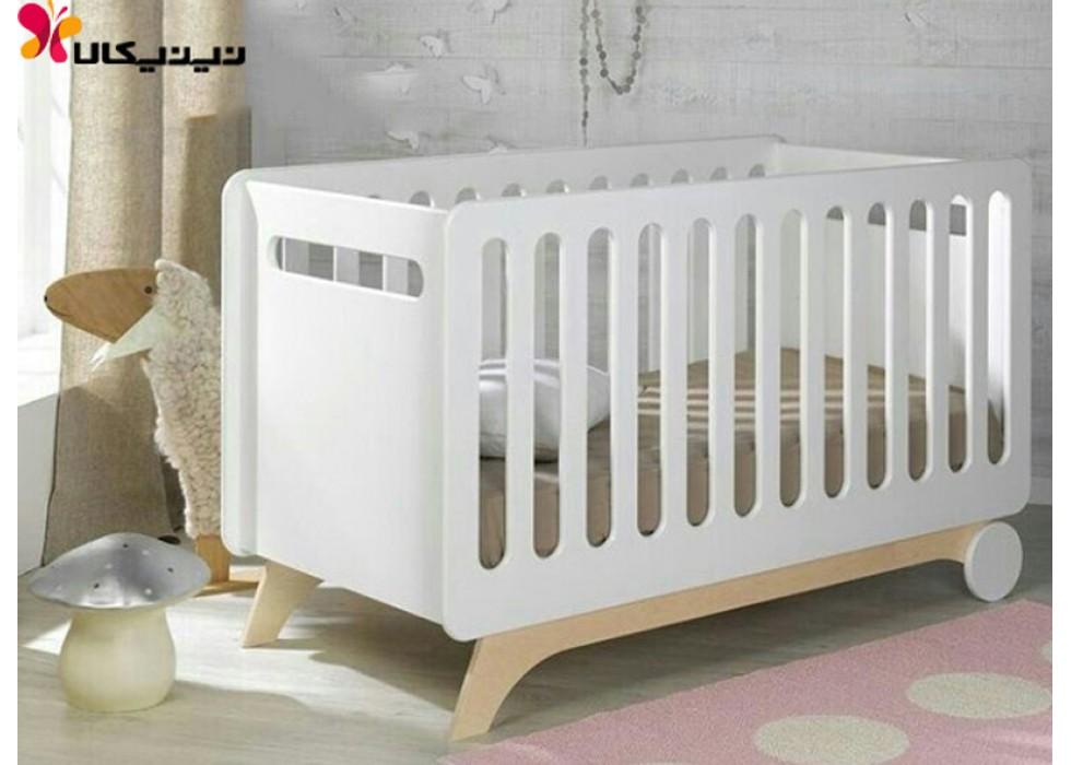 تخت نوزاد آمیسا مدل آزیتا