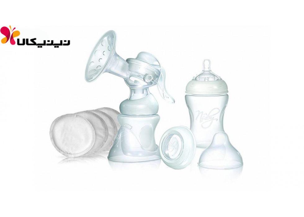 شیردوش دستی نابی-nuby کد 2035