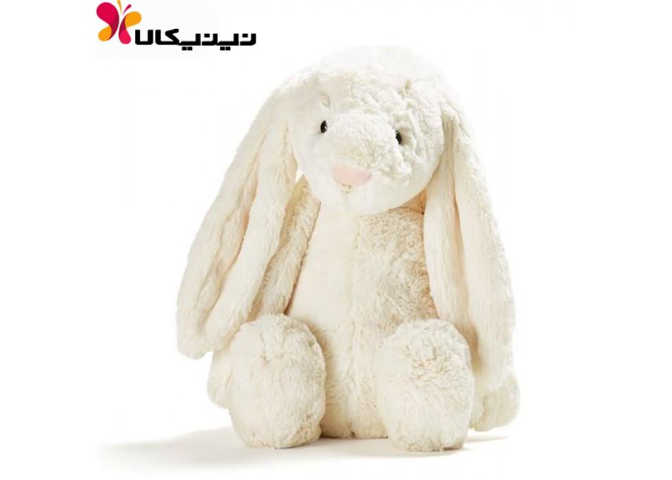 عروسک خرگوش جیلی کت سایز کوچک
