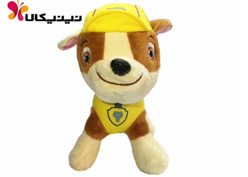عروسک سگ نگهبان مدل رابل