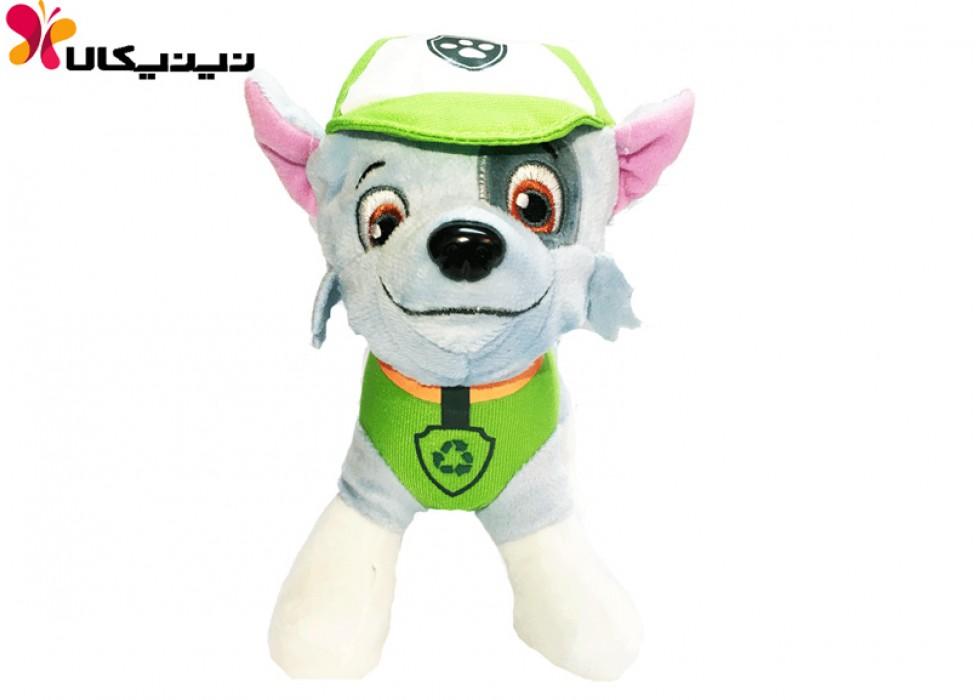 عروسک سگ نگهبان مدل راکی