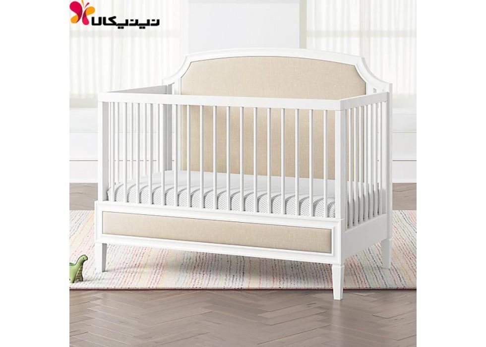 تخت خواب نوزاد آمیسا مدل آدرینا