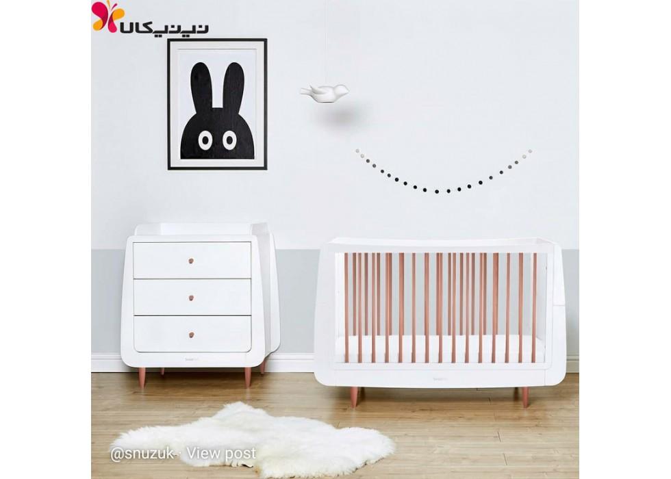 سرویس خواب نوزاد آمیساچوب مدل هیوا