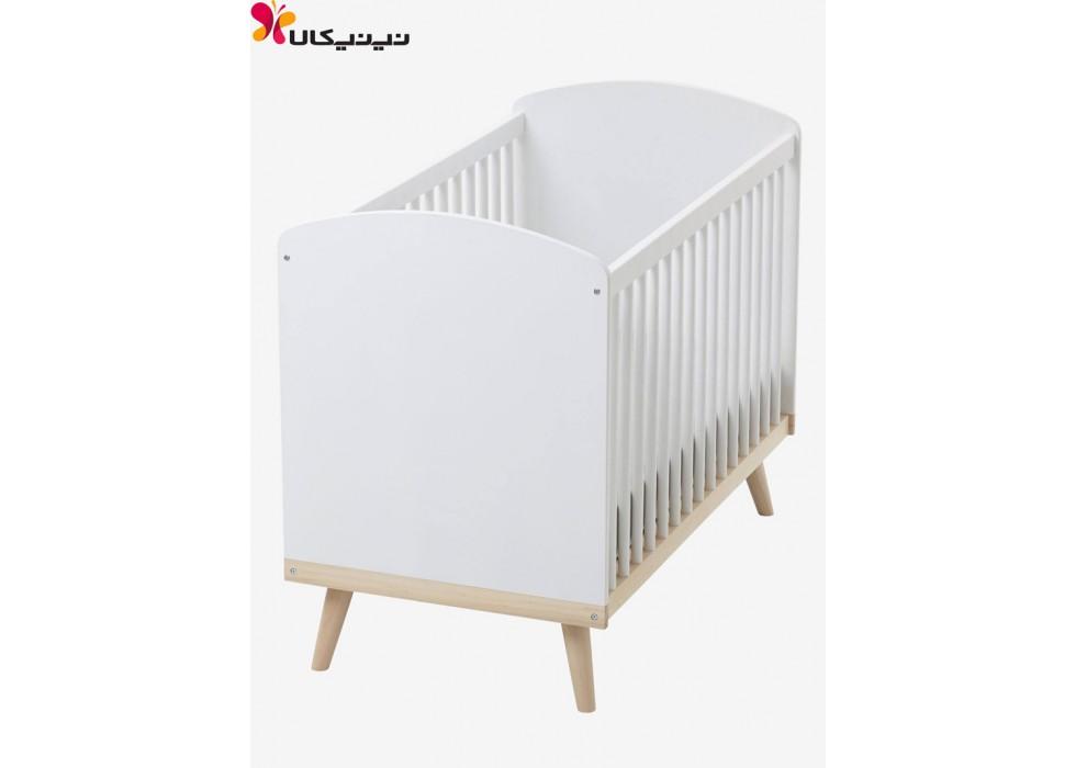 تخت خواب نوزاد آمیساچوب مدل رامونا