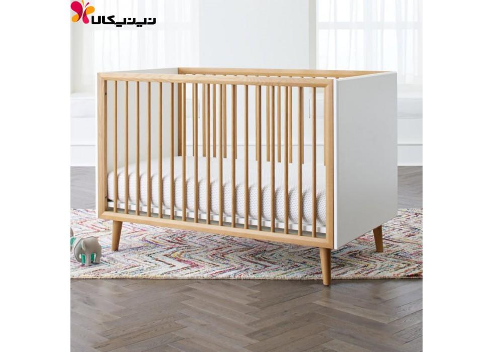 تخت نوزاد آمیساچوب مدل میشکا