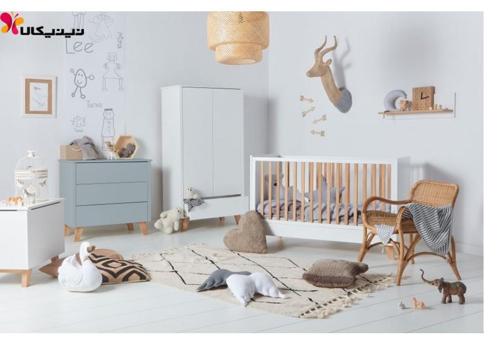 سرویس خواب نوزاد آمیساچوب مدل زارا