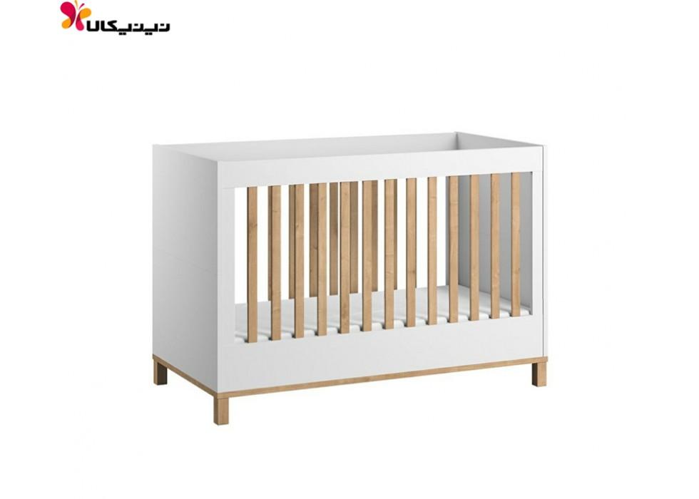 تخت سه حالته نوزاد و نوجوان آمیساچوب مدل مارتین