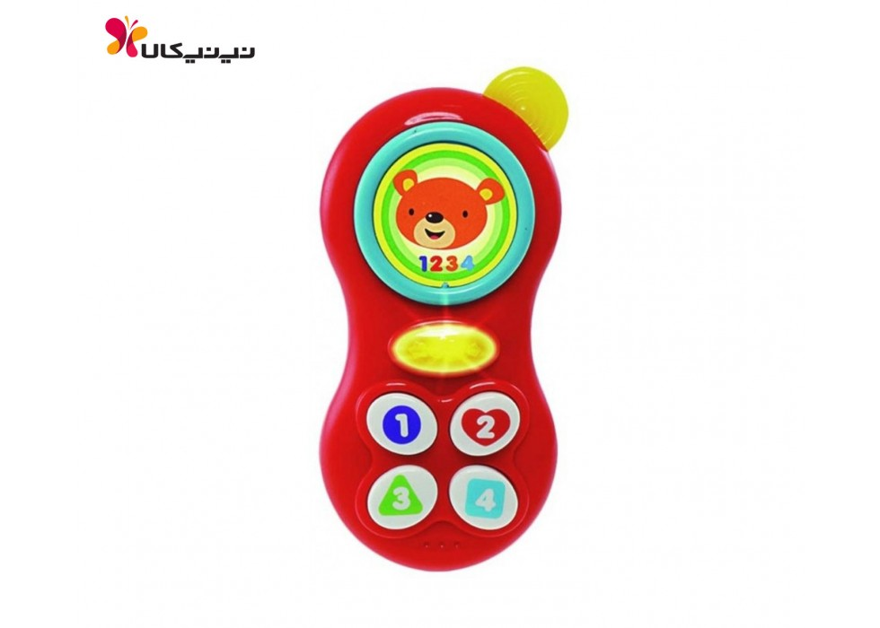 اسباب بازی موزیکال موبایل دندانگیر وین فان-Winfun کد 00638