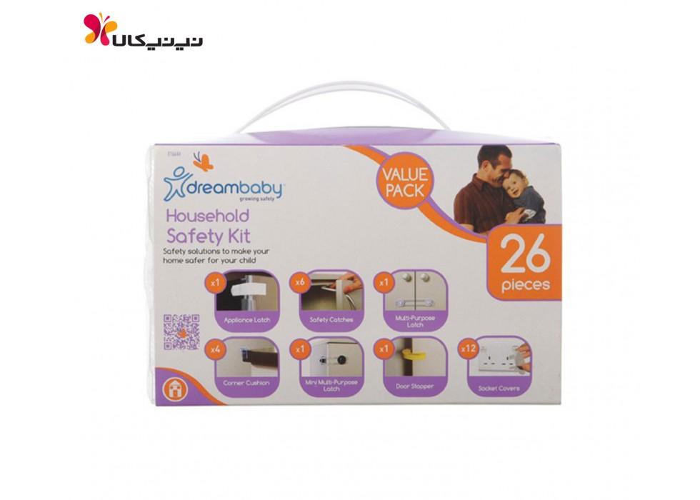 ست 26 تکه محافظ خانگی دریم بی بی-Dreambaby کد F766