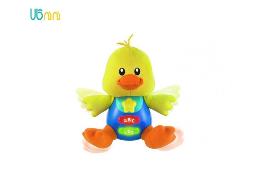 اردک پولیشی چراغدار برند وین فان-Winfun کد 00636