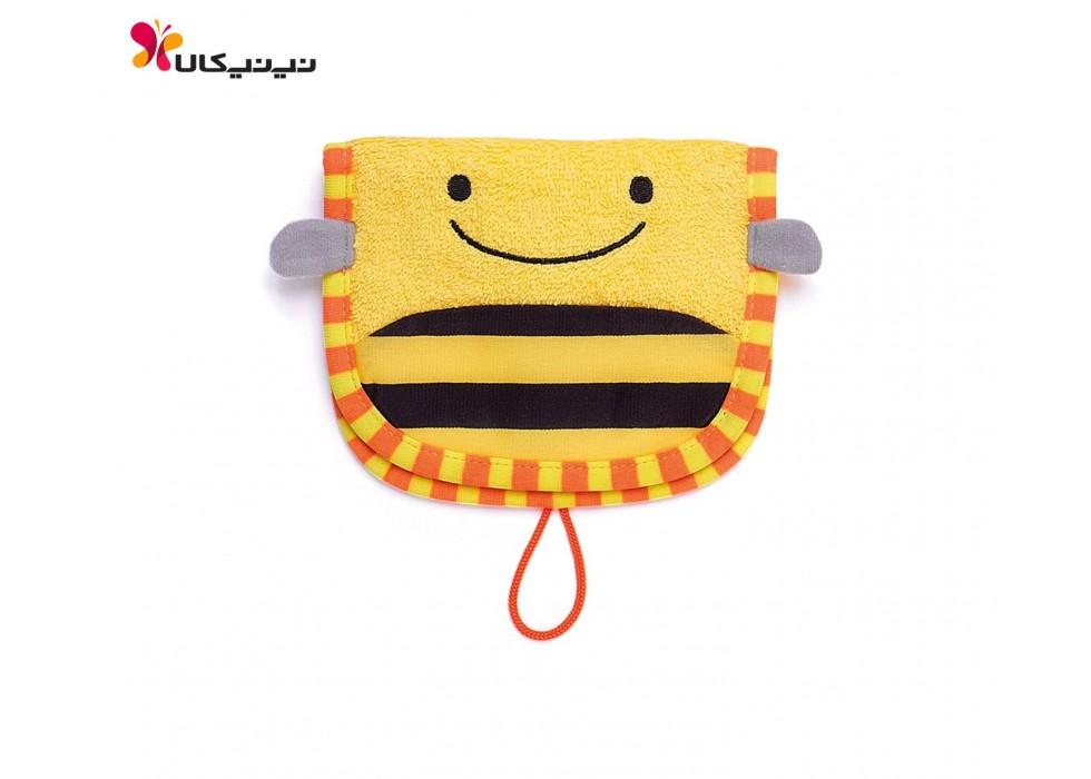 لیف حمام اسکیپ هاپ-Skiphop طرح زنبور