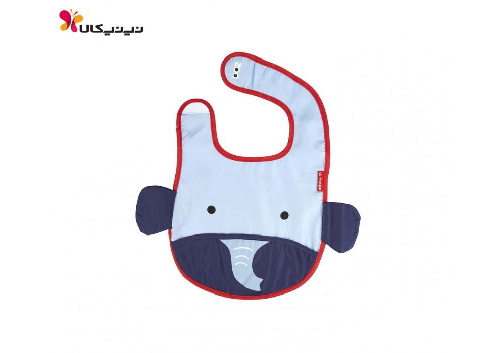 پیش بند نوزاد اسکیپ هاپ-Skiphop مدل فیل
