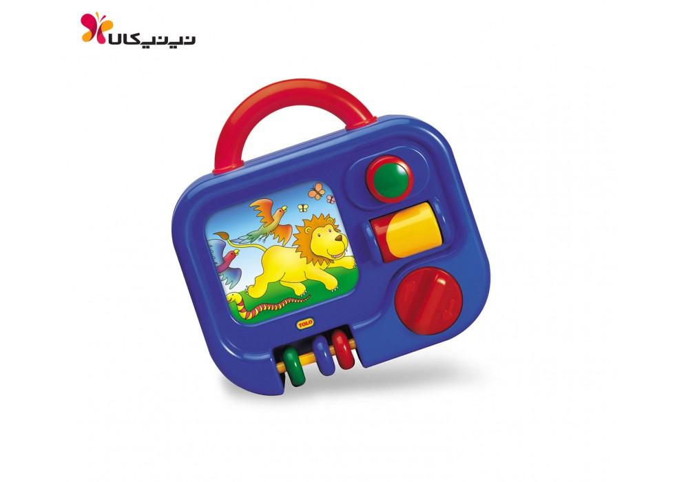 اسباب بازی تلویزیون موزیکال تولو-Tolo کد 87130