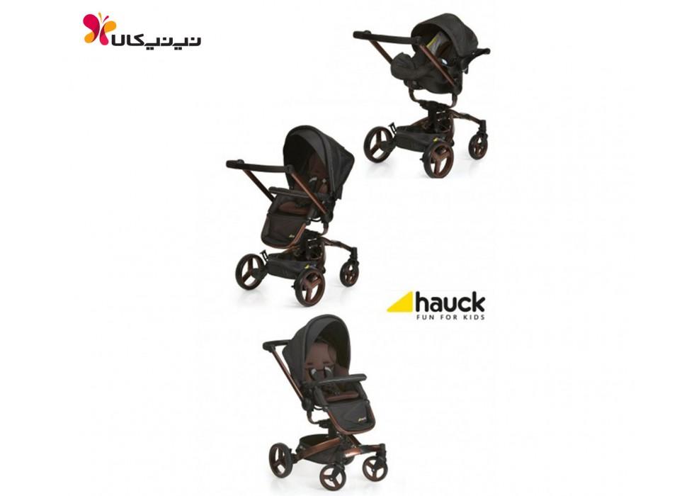 سرویس 3 تکه کالسکه نوزاد هاوک-Hauk  مدل Twister Trio Set