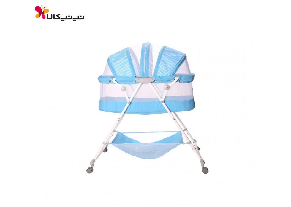 تخت و گهواره نوزاد اسپرینگ-Espring مدل سانی