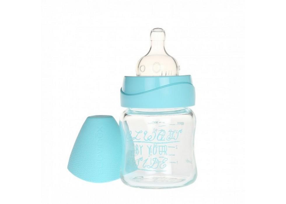 شیشه شیر 120میل 0 تا 6 ماه پسرانه سواوینکس-suavinex